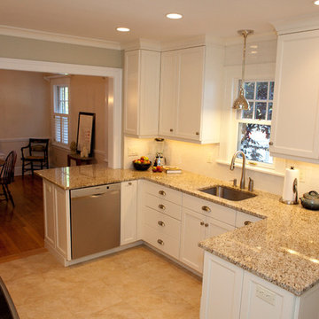 Another View of this Open and Inviting Kitchen