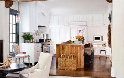 Kitchen of the Week: Going Elegant and Bright in a 1900s Home