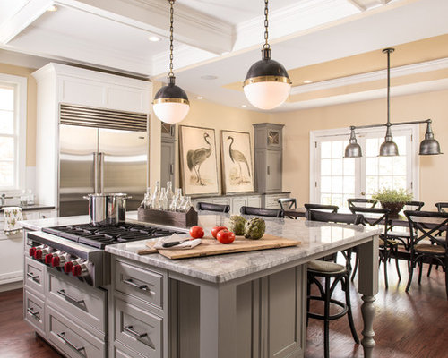 Island Cooktop Houzz