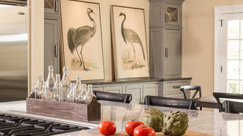 Ansley Park Transitional Kitchen