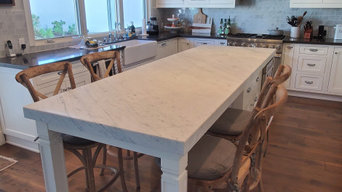Antietch Marble Counter Treatment