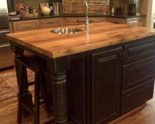 Best Oak Countertops Design Ideas & Remodel Pictures | Houzz