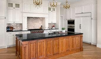 Antique Oak Kitchen