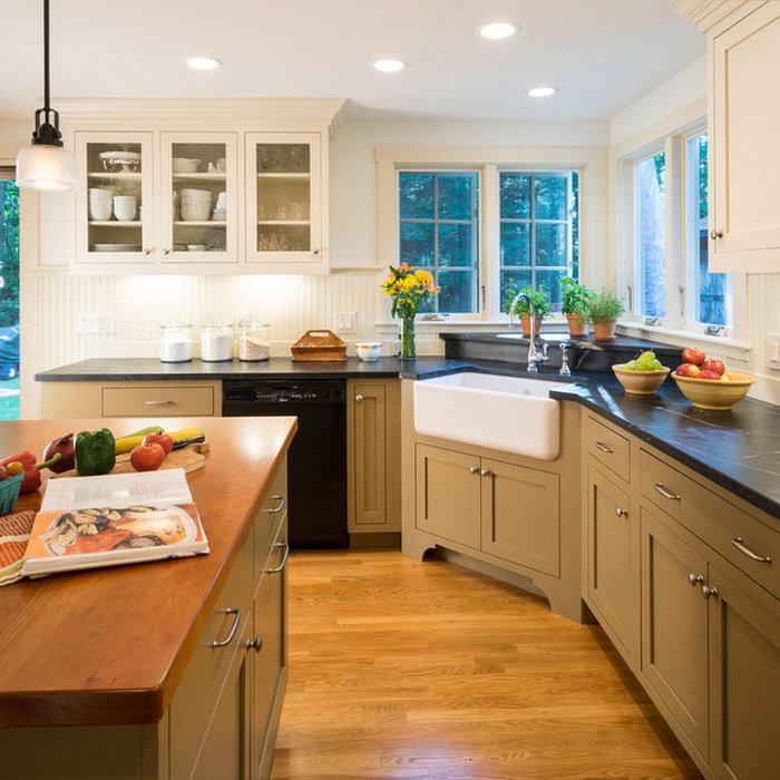 Antique Reproduction Home Kitchen