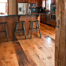 Rustic Kitchen by Olde Wood Ltd.