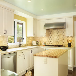 Antique White Cabinetry