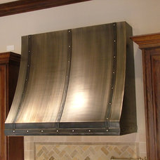 Rustic Range Hoods And Vents by Seal Tex Metals
