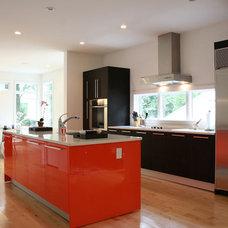 Modern Kitchen by Sean Key Design - Architecture
