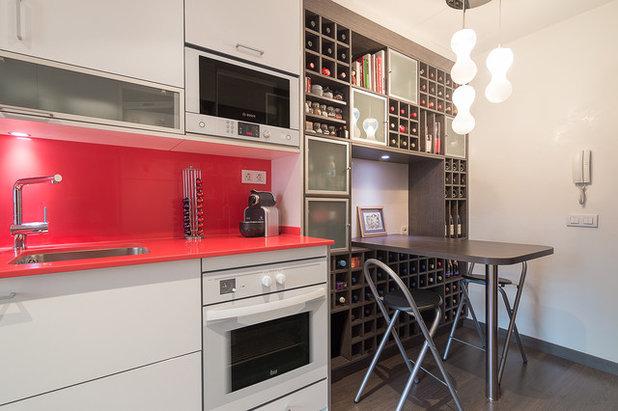 Современный Кухня by FFWD Arquitectes
