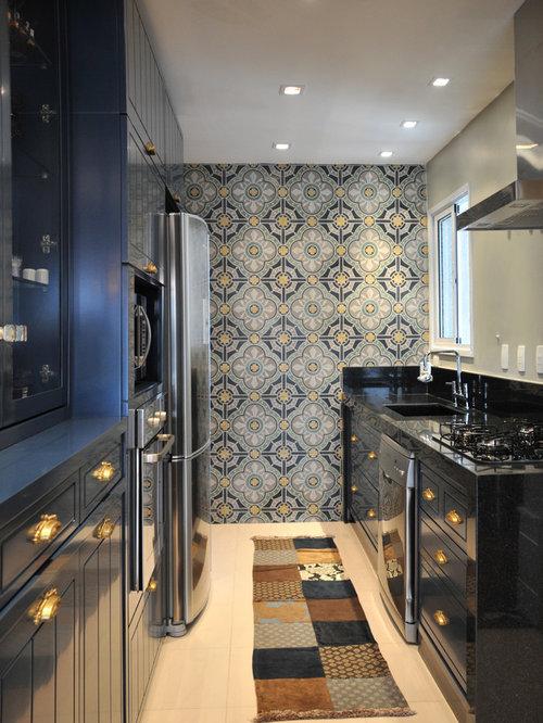 Kitchen Wall Tile Houzz