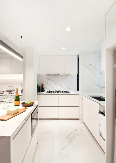 Contemporary Kitchen by Architology