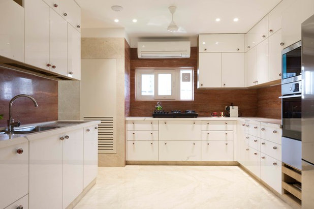 Contemporary Kitchen by Anushka Contractor