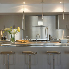 Contemporary Kitchen by 38 Spatial, Inc.