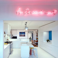 Contemporary Kitchen by Stiff and Trevillion