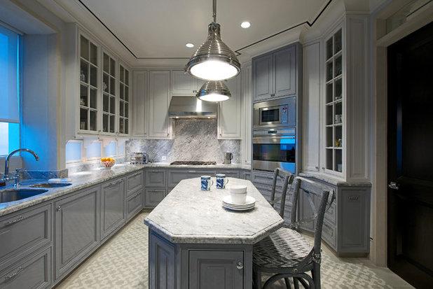 Современная классика Кухня by Architecture BRIO