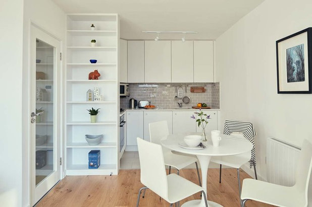 Contemporaneo Cucina by houseology