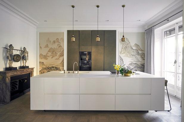 Contemporary Kitchen by I Love Colours Studio