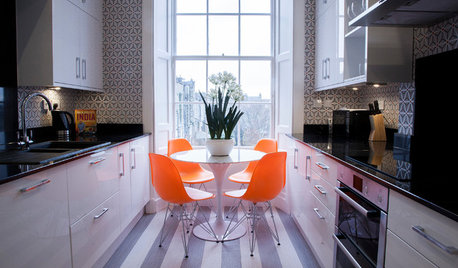 Don't Think You Have Space for a Kitchen Table? Think Again