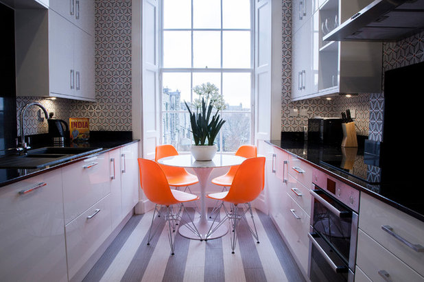Contemporary Kitchen by Malcolm Duffin Design