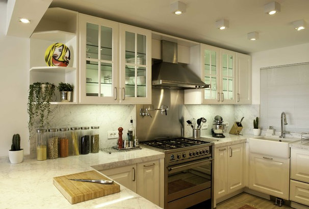 Contemporary Kitchen by Paker Architecture