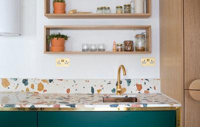 12 matériaux naturels pour habiller une cuisine