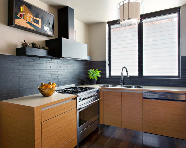 Midcentury Kitchen by Designed Space Interior Exterior