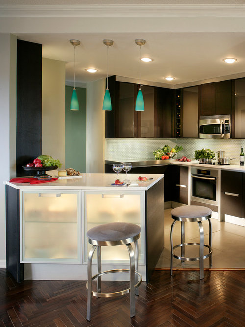 Apartment Size Kitchen | Houzz