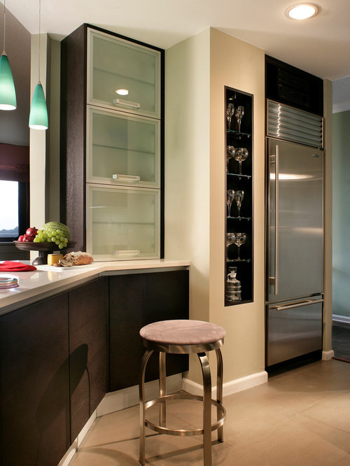 Modern Kitchen Apartment apartment size kitchen | houzz