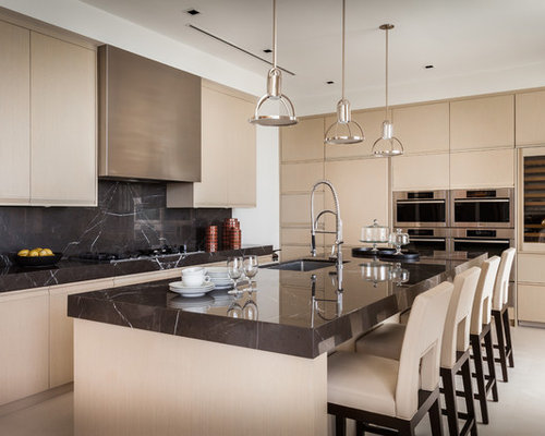Taupe Kitchen Houzz