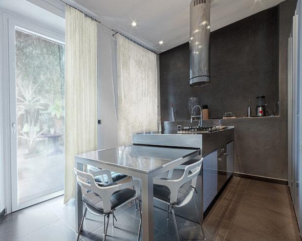 Contemporary Kitchen by Diego Bortolato Architetto