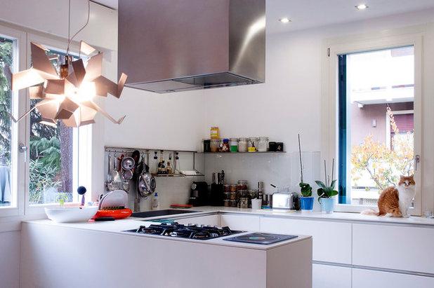 Contemporaneo Cucina by Tomaso Boccato Architetto