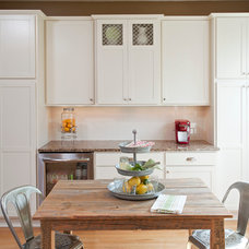 Traditional Kitchen by The Cabinet Store