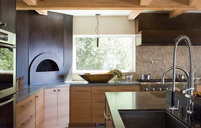 Kitchen Luxuries: The Wood-Fired Pizza Oven