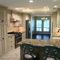 Traditional Kitchen by TaylorCraft Cabinet Door Company