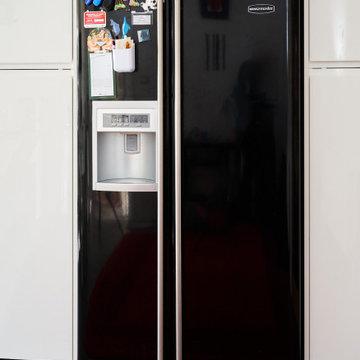 Approved Used Kitchen, Betta Living Modern Gloss, Rangemaster Oven