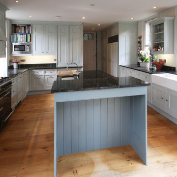 Approved Used Kitchen, Smallbone of Devizes, Falcon Range Oven