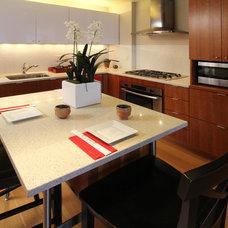 Contemporary Kitchen by CK Hoffman Design