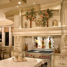 Traditional Kitchen by Silver Sea Homes