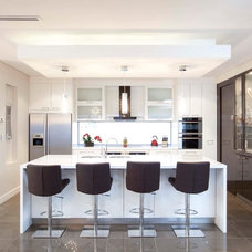 Contemporary Kitchen by Daniel Lomma Design
