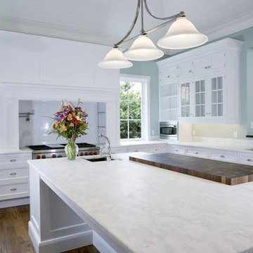 Arabescato Carrara Marble Countertops