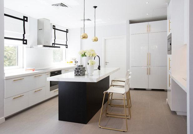 Contemporáneo Cocina by M Interior Design