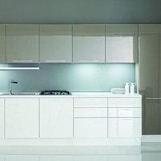 Contemporary Kitchen by Aran Cucine Los Angeles