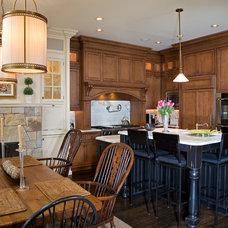 Traditional Kitchen by Lj Zano Design House