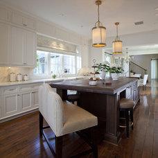 Traditional Kitchen by Matthew Thomas Architecture, LLC