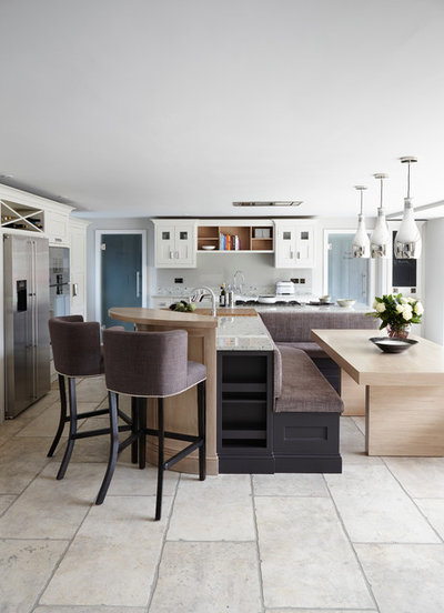 Contemporary Kitchen by Mowlem & Co