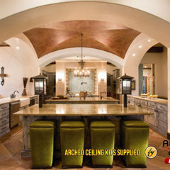 contemporary kitchen by Archways And Ceilings Made Easy