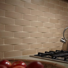 Contemporary Kitchen by Virtue Tile & Stone