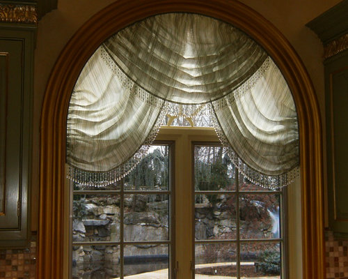 Arched Valance Houzz