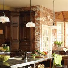 Traditional Kitchen by Progress Lighting