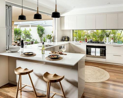 Trendy Kitchen Photo In Perth Part 70